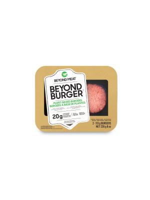 Au-Delà De La Viande Burgers